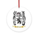 Bergen Ornament (Round)