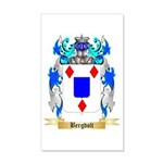 Bergdolt 20x12 Wall Decal