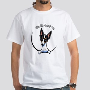 Rat Terrier IAAM T-Shirt