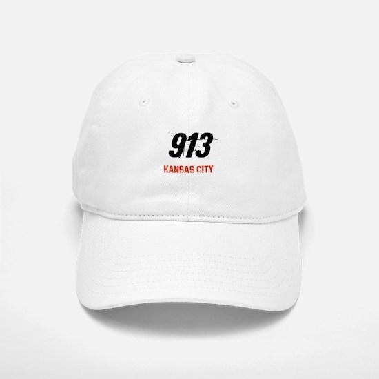 913 Baseball Baseball Cap