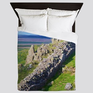 Hadrian's Wall Queen Duvet