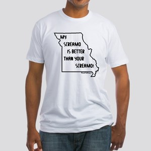 Missouri Screamo Fitted Guy's Tee