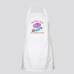 Pillers of society BBQ Apron
