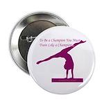 Gymnastics Buttons (100) - Champ