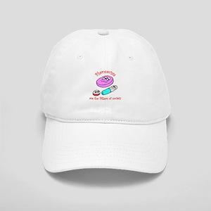 Pharmacists pillers Cap
