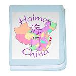Haimen China baby blanket