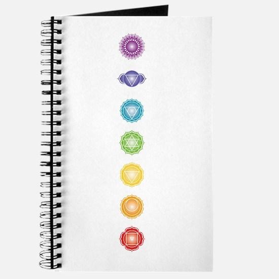 7 chakras Journal