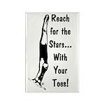 Gymnastics Magnets (100) - Stars