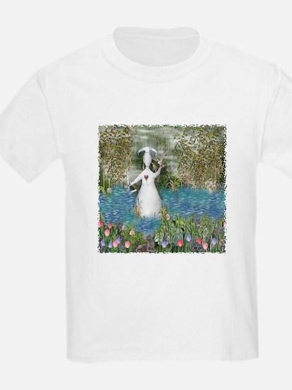 River Goddess Kids T-Shirt