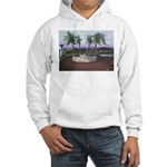 Blue Moon Palms Hooded Sweatshirt