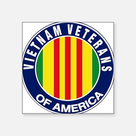 Vietnam Veterans of America Oval Sticker