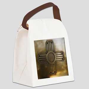 Zia Canvas Lunch Bag