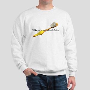 Personal Hygiene, a friend of Sweatshirt