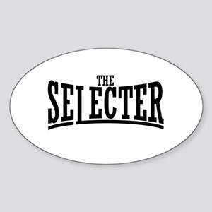 The Selecter Oval Sticker