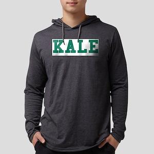 Kale Vegan Vegetarian Veggie Ani Mens Hooded Shirt