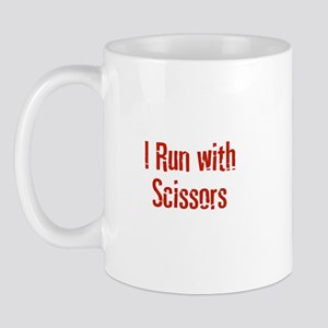 I Run with Scissors Mug