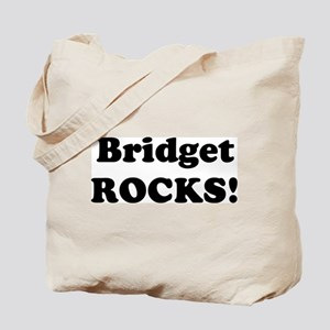Bridget Rocks! Tote Bag
