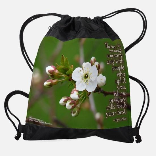 company - Vibe Shifting Calendar Drawstring Bag