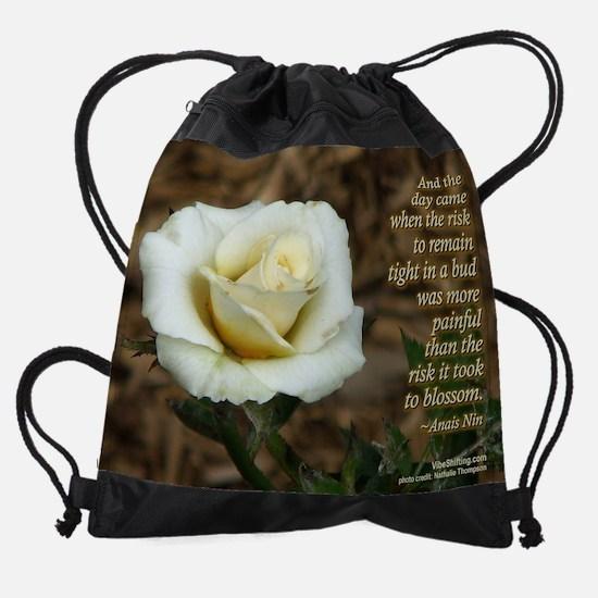 blossom - Vibe Shifting Calendar Drawstring Bag