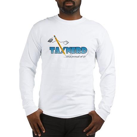 taxNerdFinal333 Long Sleeve T-Shirt