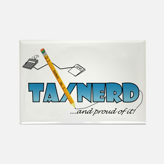 Cute Education business Rectangle Magnet (100 pack)