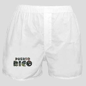 Paisajes Boxer Shorts