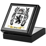 Berg Keepsake Box