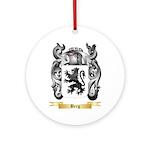 Berg Ornament (Round)