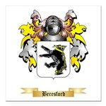Beresford Square Car Magnet 3