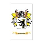 Beresford 35x21 Wall Decal