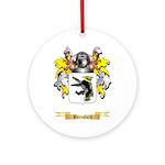 Beresford Ornament (Round)