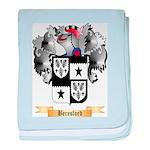Beresford (Baron decies) baby blanket
