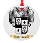 Beresford (Baron decies) Round Ornament