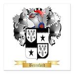 Beresford (Baron decies) Square Car Magnet 3