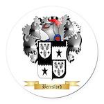 Beresford (Baron decies) Round Car Magnet