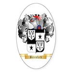 Beresford (Baron decies) Sticker (Oval 50 pk)