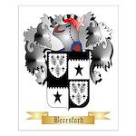 Beresford (Baron decies) Small Poster