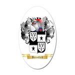 Beresford (Baron decies) 20x12 Oval Wall Decal