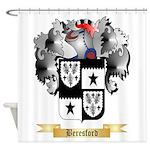 Beresford (Baron decies) Shower Curtain