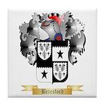 Beresford (Baron decies) Tile Coaster