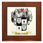 Beresford (Baron decies) Framed Tile