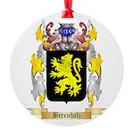 Berenholz Round Ornament