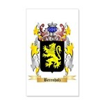 Berenholz 20x12 Wall Decal