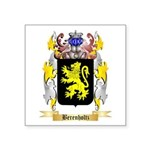 Berenholtz Square Sticker 3