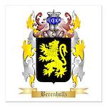Berenhollz Square Car Magnet 3