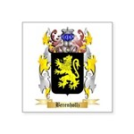Berenhollz Square Sticker 3