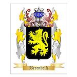 Berenhollz Small Poster