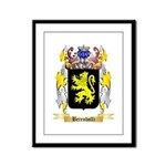 Berenhollz Framed Panel Print