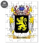 Berenhollz Puzzle