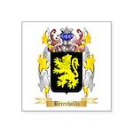 Berenholltz Square Sticker 3